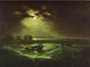 thumb William Turner - Fishermen at Sea