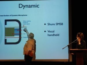 Microphones, types, polar patterns, which for what