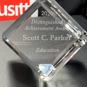 USITT Distinguished Achievement Award for Education