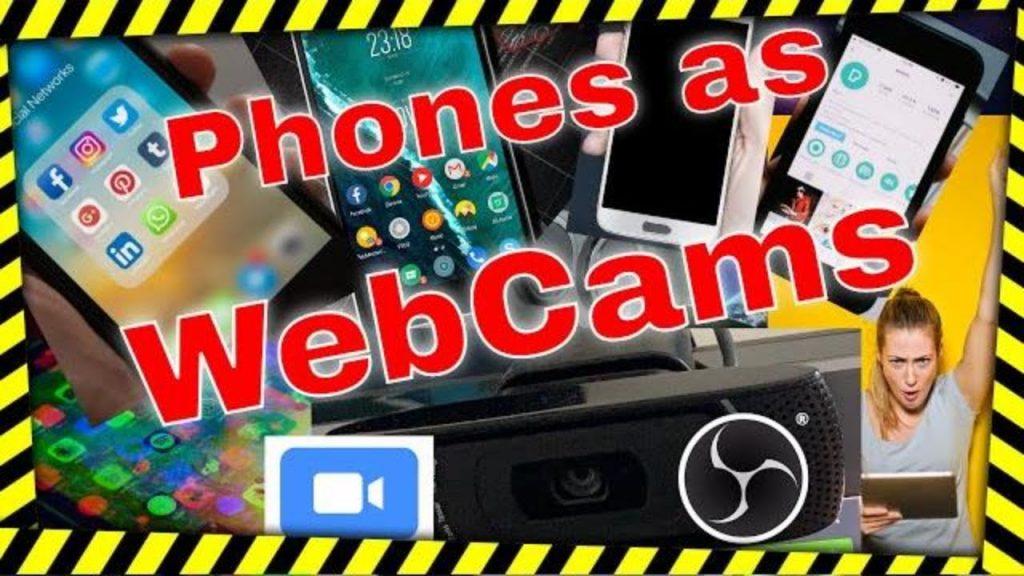 Using an iPhone as a Webcam